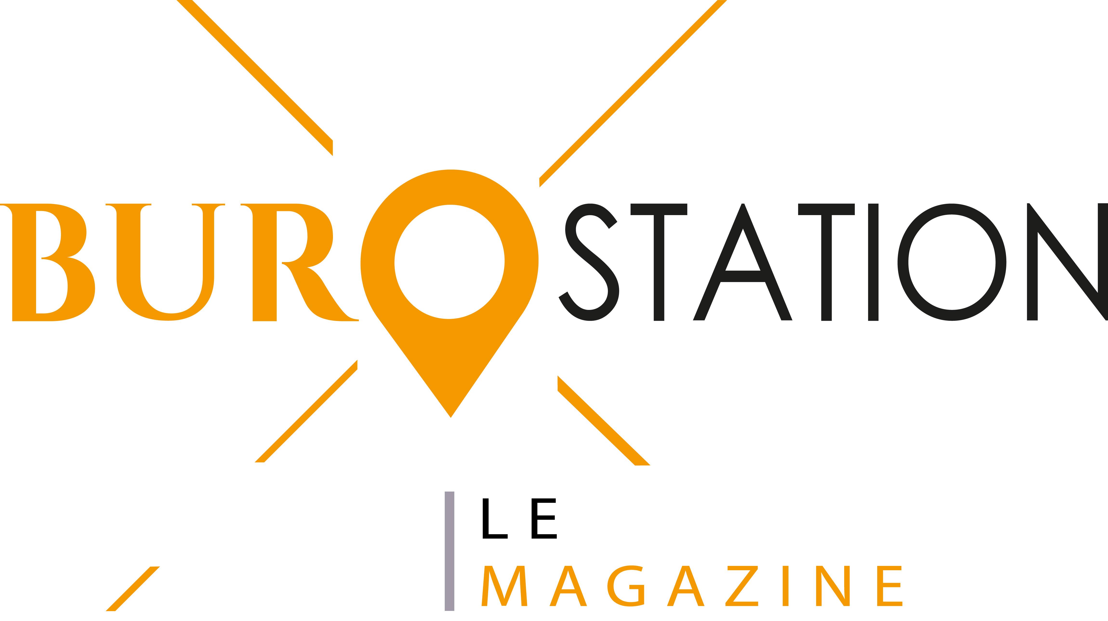 Logo BuroStation le Mag